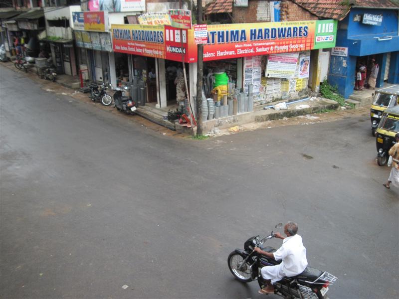 Tattamangalam Taxi Stand