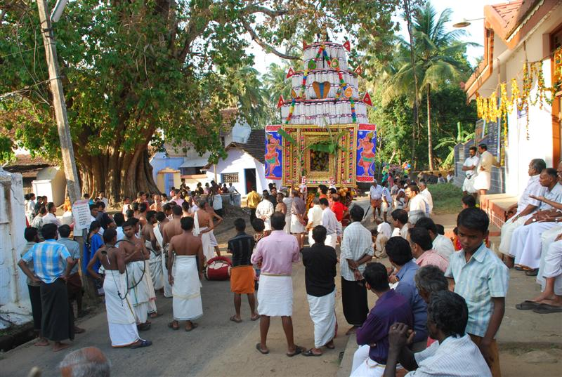 Ratham near Kakkurussi appan temple