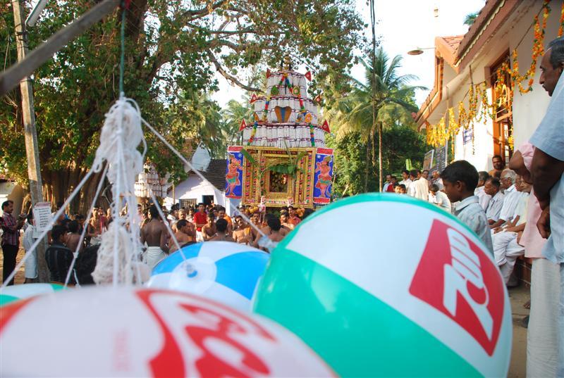 Baloon vendors