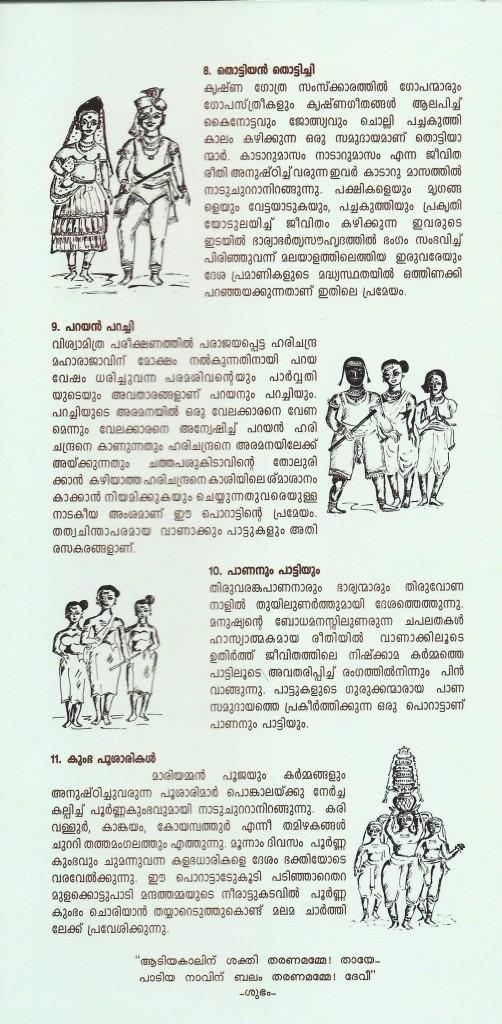 Tattamangalam Kanyar -Porattu Kali 2012