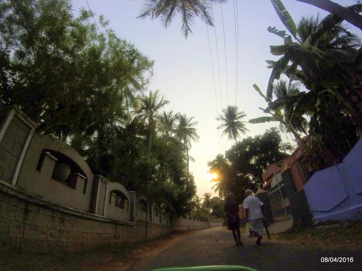 Sivan Kovil Gramam Road