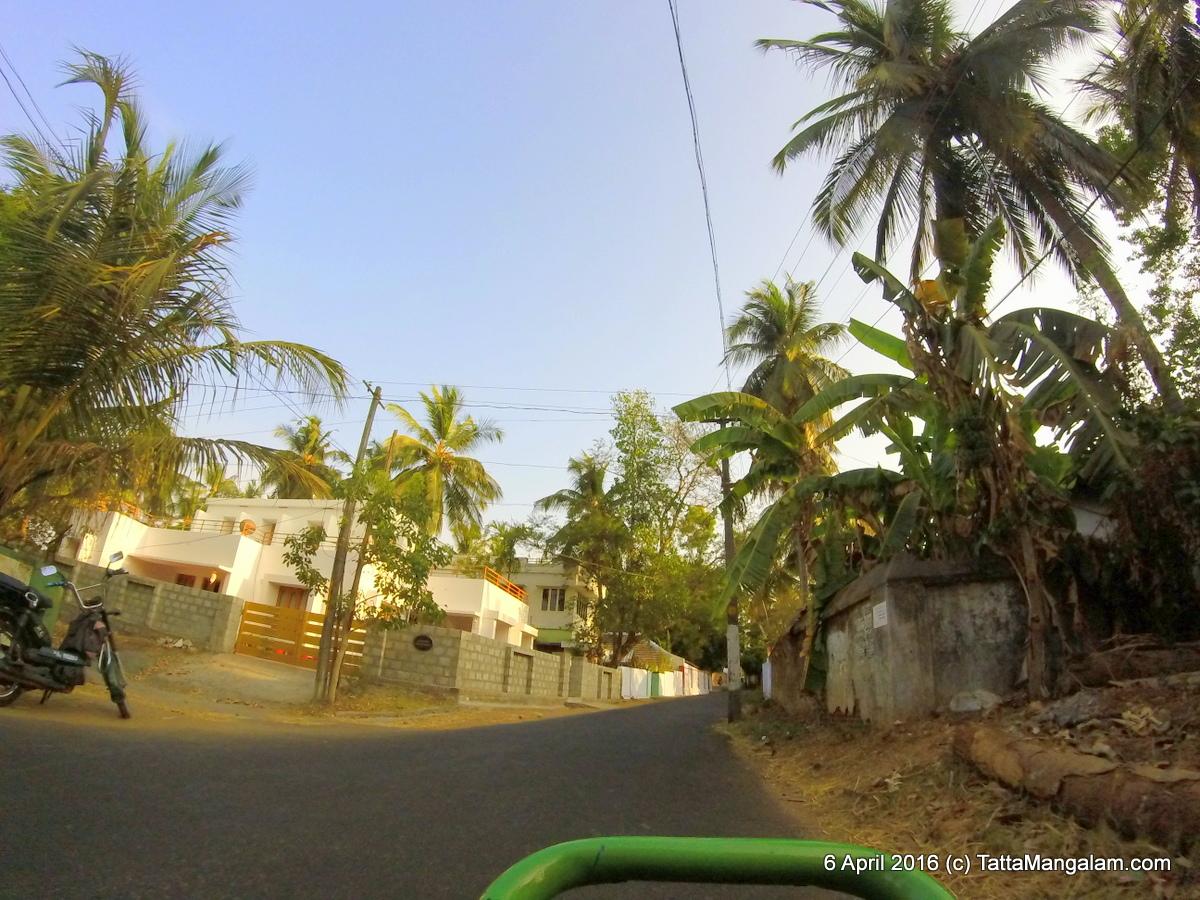 Chonat house tattamangalam