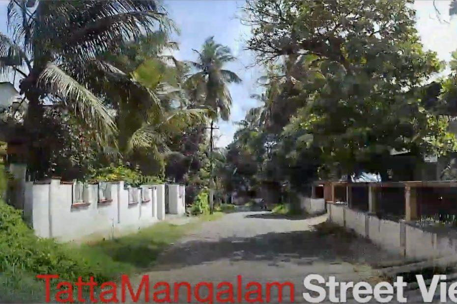 street view tattamangalam